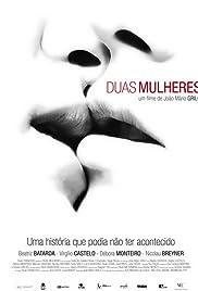 Duas Mulheres Poster