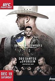 UFC On Fox 17: Dos Anjos Vs. Cerrone 2