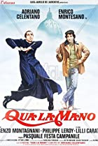Qua la mano (1980) Poster