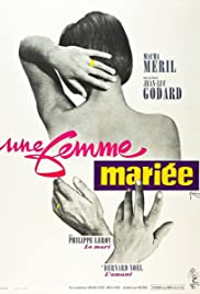 Une Femme Mariée (1964) Poster - Movie Forum, Cast, Reviews