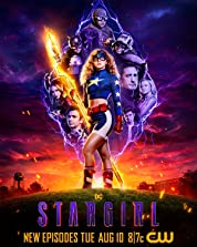 DC's Stargirl - Summer School (2021) poster