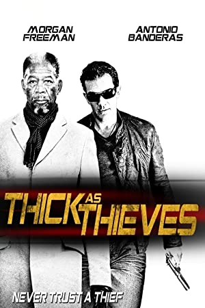 Poster Thick as Thieves