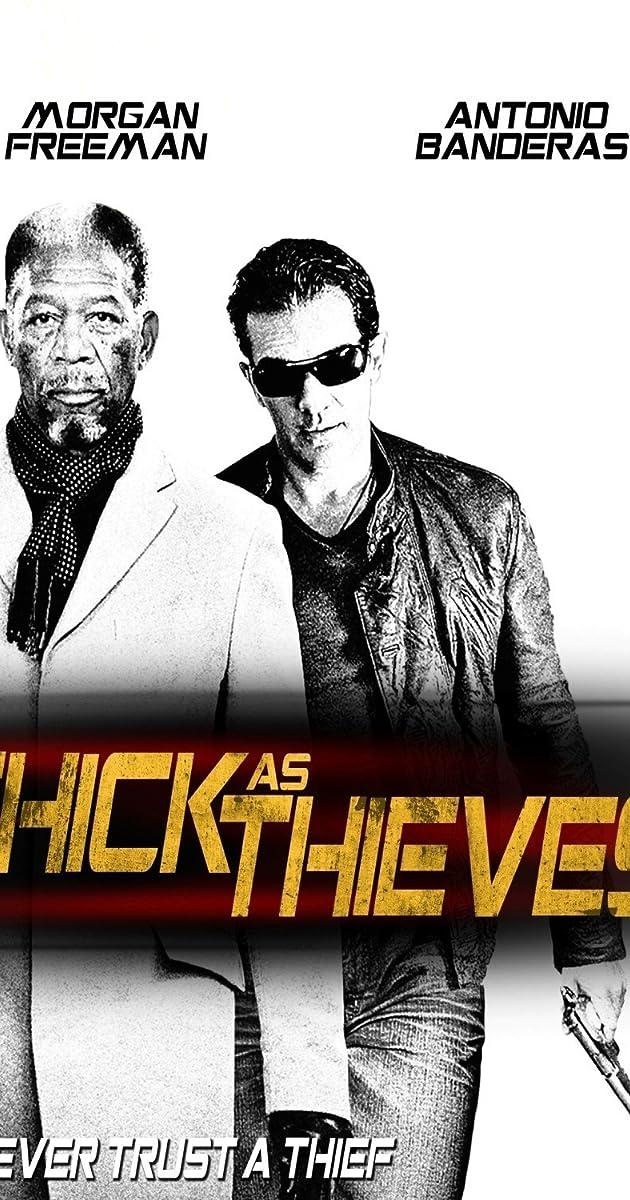 Vagių pasaulis / Thick as Thieves (2009) Online