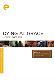 Dying at Grace Poster