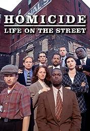 Homicide: Life on the Street - Season 1 (1993) poster