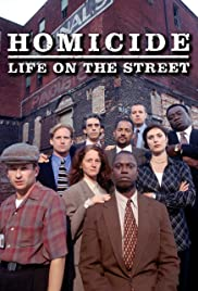 Homicide: Life on the Street Poster - TV Show Forum, Cast, Reviews