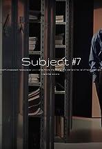 Subject #7