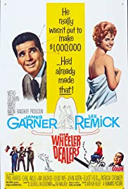 The Wheeler Dealers (1963) Poster - Movie Forum, Cast, Reviews