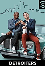 Detroiters Poster - TV Show Forum, Cast, Reviews