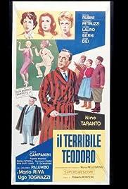 Il terribile Teodoro Poster