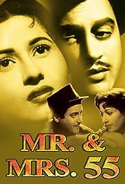 Mr. & Mrs. '55 Poster