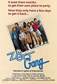 The Zoo Gang Poster