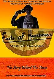 Farts of Harshness: Making Abaddon Poster