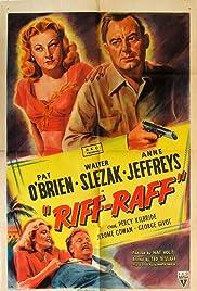 Riff-Raff(1947) Poster - Movie Forum, Cast, Reviews