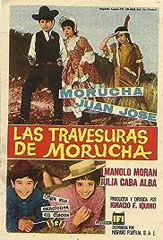 Las travesuras de Morucha Poster