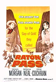 Raton Pass(1951) Poster - Movie Forum, Cast, Reviews