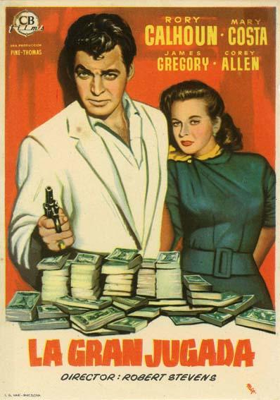 Risultati immagini per the big caper film 1957