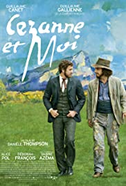 Cézanne et moi Poster