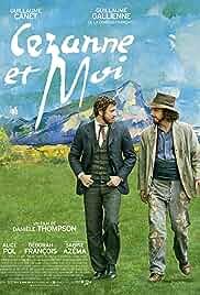 Cezanne et Moi (2016)