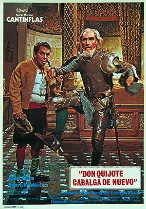 ver Don Quijote Cabalga de Nuevo