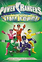Image of Power Rangers Time Force