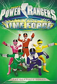 Power Rangers Time Force Poster - TV Show Forum, Cast, Reviews