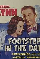 Image of Footsteps in the Dark