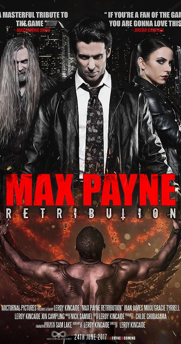 Watch Max Payne: Retribution (2017) Online Movie Free ...