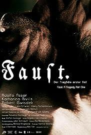 Faust. Der Tragödie erster Teil Poster
