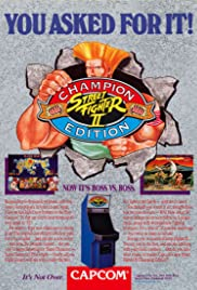 Street Fighter II': Champion Edition (1993) Poster - Movie Forum, Cast, Reviews