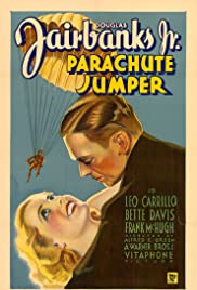 Parachute Jumper (1933) Poster - Movie Forum, Cast, Reviews