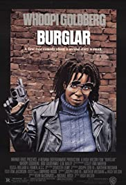 Burglar (1987) Poster - Movie Forum, Cast, Reviews