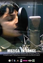 Muzica in Sange Poster