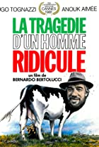 Tragedy of a Ridiculous Man (1981) Poster