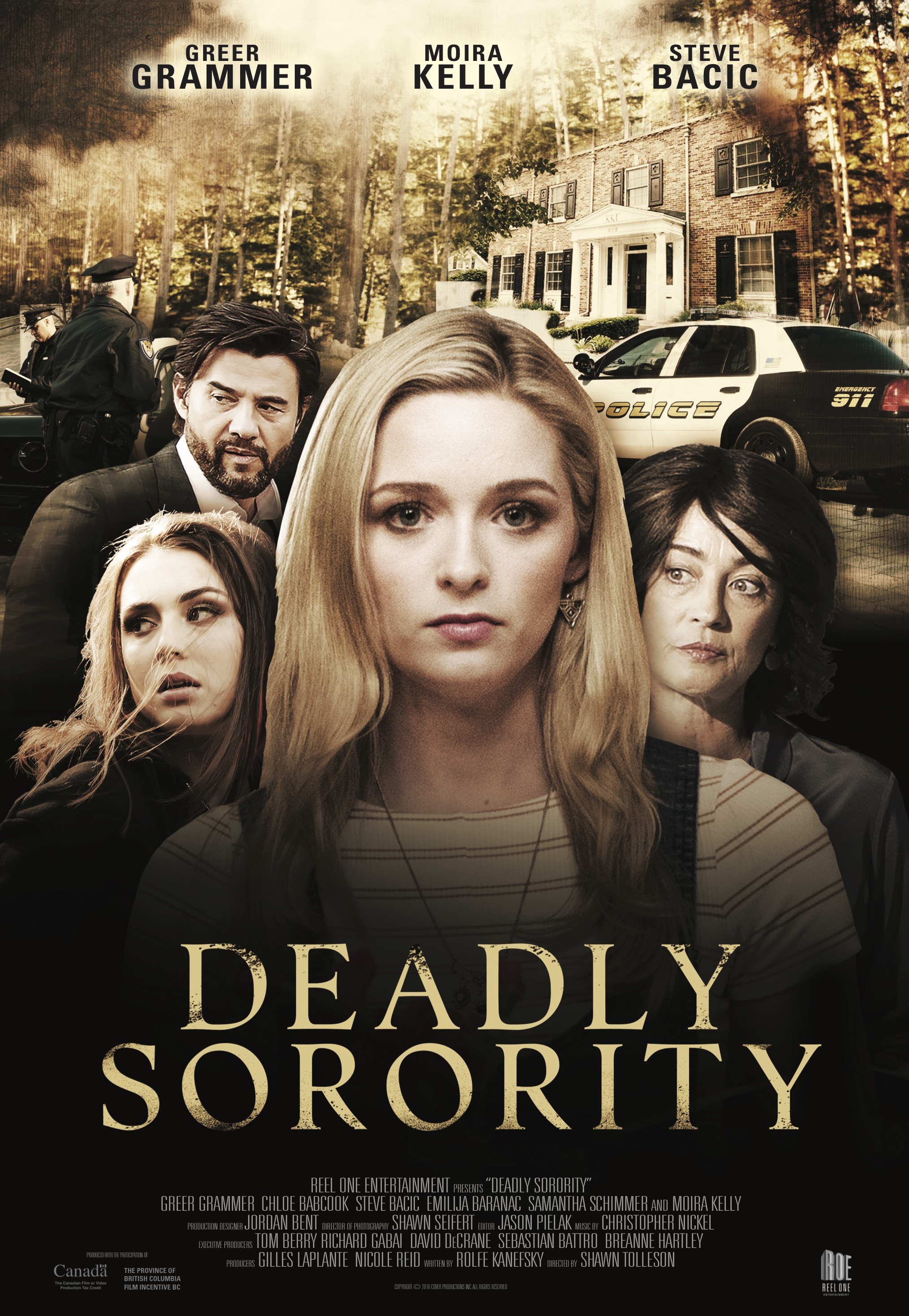 image Deadly Sorority (2017) (TV) Watch Full Movie Free Online