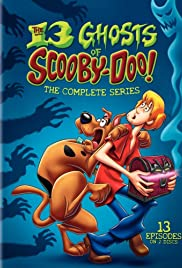 The 13 Ghosts of Scooby-Doo Poster - TV Show Forum, Cast, Reviews