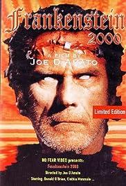 Frankenstein 2000 - Ritorno dalla morte Poster