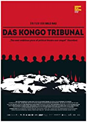 The Congo Tribunal (2017) poster
