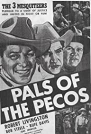 Pals of the Pecos Poster
