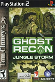 Ghost Recon: Jungle Storm Poster