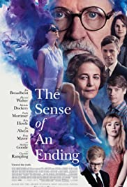 Image result for the sense of an ending poster