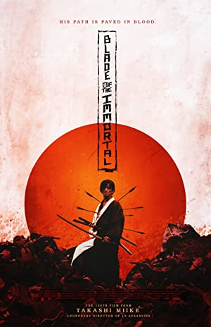 Blade of the Immortal (2017) Download on Vidmate