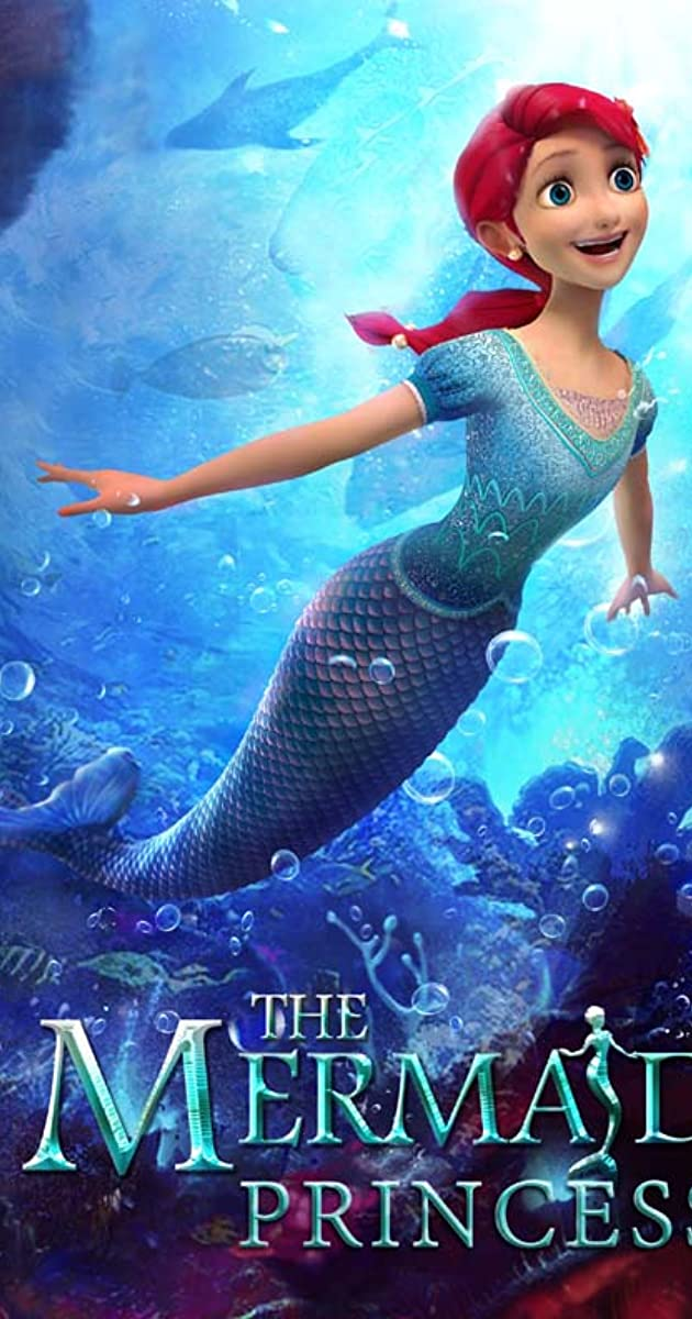 The Mermaid Princess (2016) - IMDb