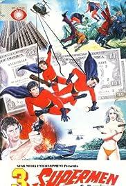 Three Supermen in Santo Domingo Poster