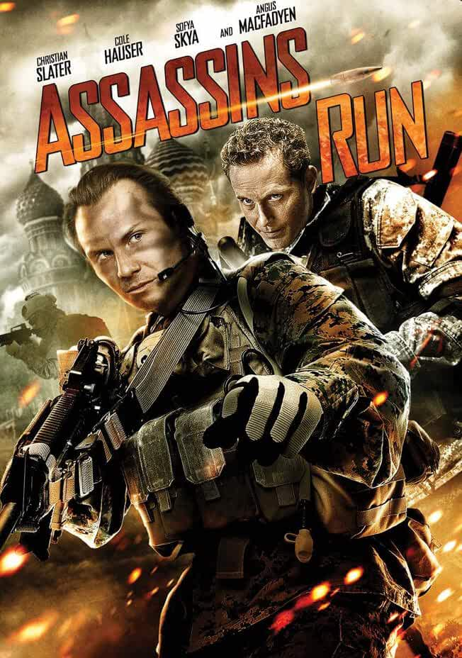 Assassins Run 2013 Hindi Dual Audio 720p Esub BlyRay full movie watch online free download at movies365.com
