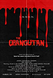 The Orangutan Poster