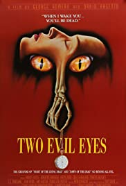 Two Evil Eyes (1990) Poster - Movie Forum, Cast, Reviews