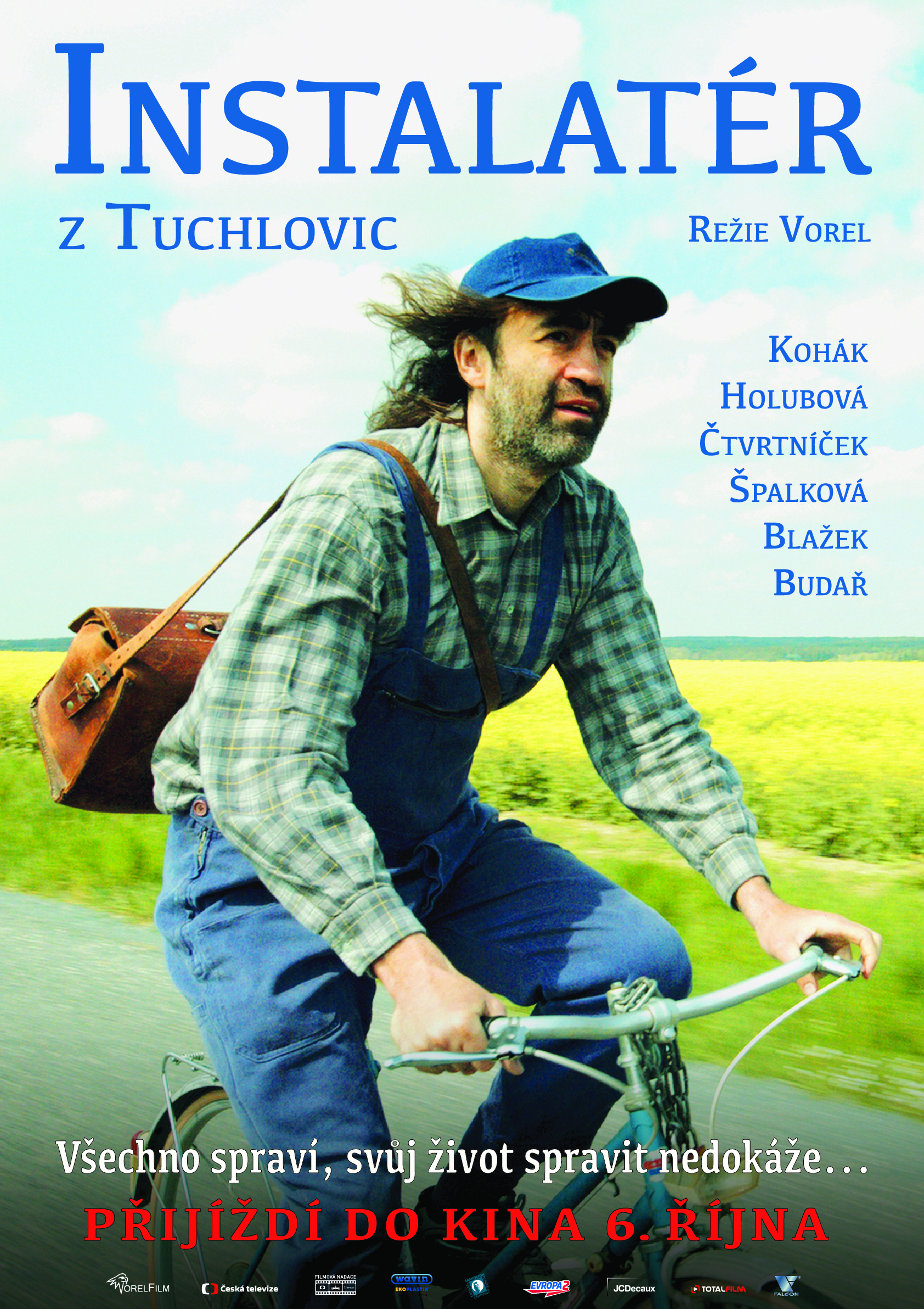 image Instalatér z Tuchlovic Watch Full Movie Free Online