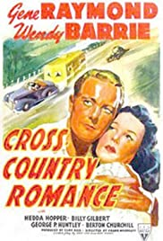 Cross-Country Romance (1940) Poster - Movie Forum, Cast, Reviews