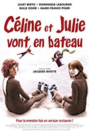 Celine and Julie Go Boating Poster